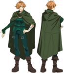 Robin Hood Studio SHAFT FateExtra Last Encore Character Sheet