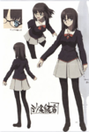 Hoja de personaje Ayaka 2