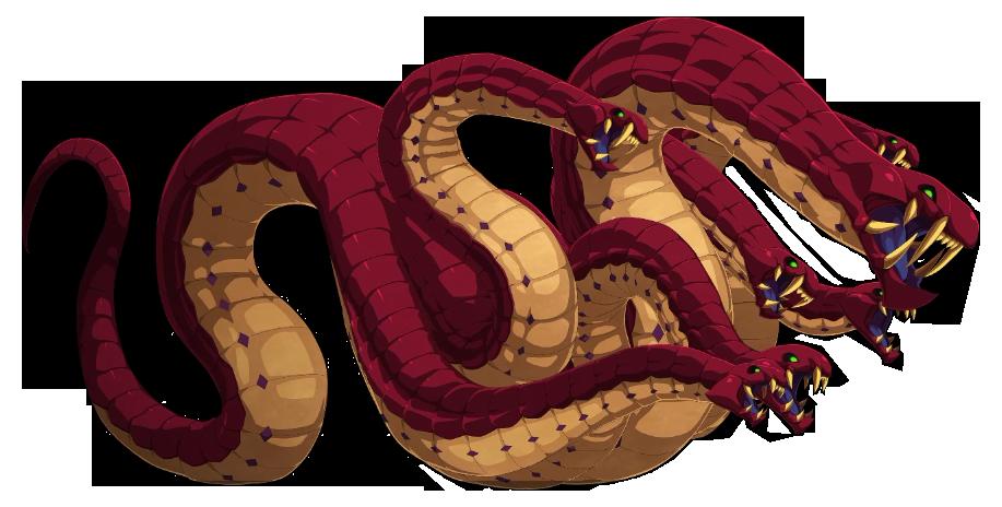 snake hydra