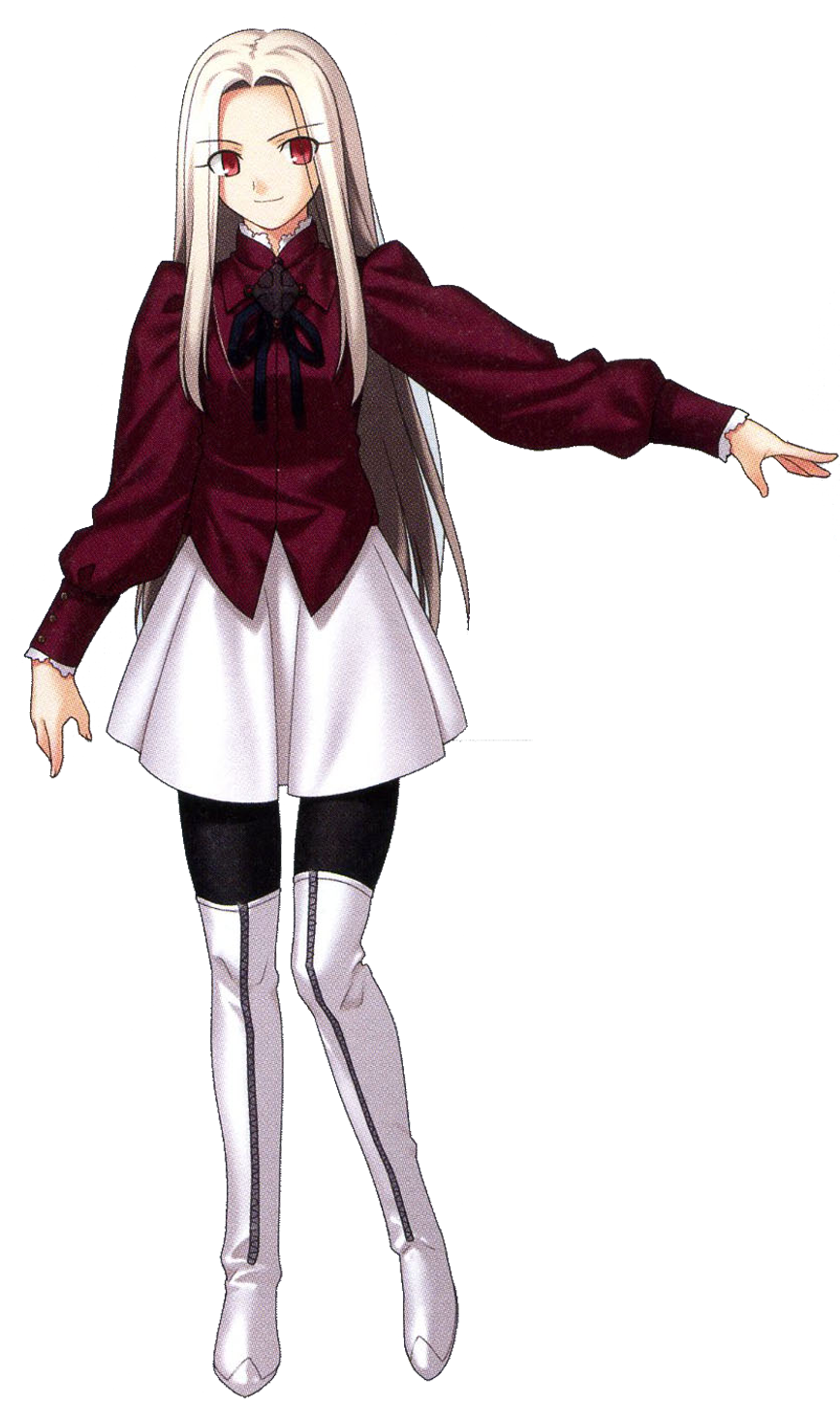 Irisviel von Einzbern | TYPE-MOON Wiki | FANDOM powered by Wikia