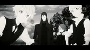 Lord El-Melloi II's Case Files Rail Zeppelin Grace note - Character Trailer Svin and Flat-0
