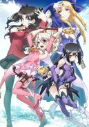 Fate kaleid liner PRISMA ILLYA Visual2