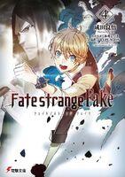 Fate strange fake vol 4 cover