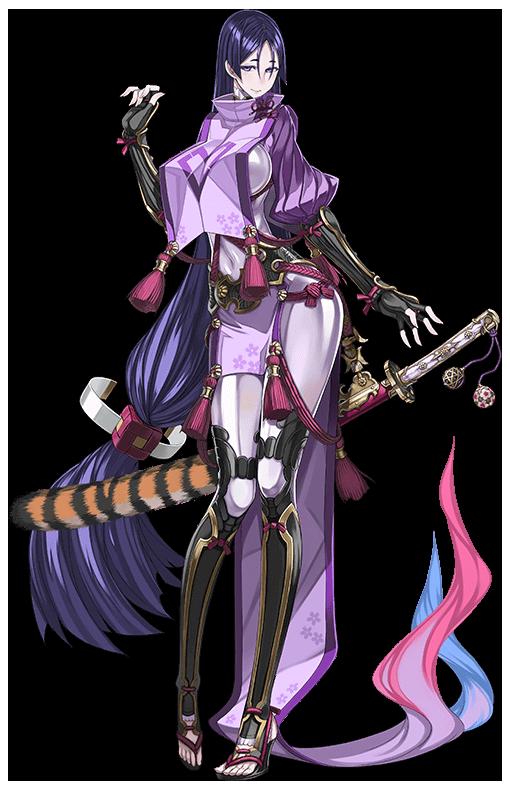 Lady Lair Berserker Fate Grand Order Raikou Type Moon Wiki