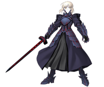 Saber Alter Unlimited Codes Action