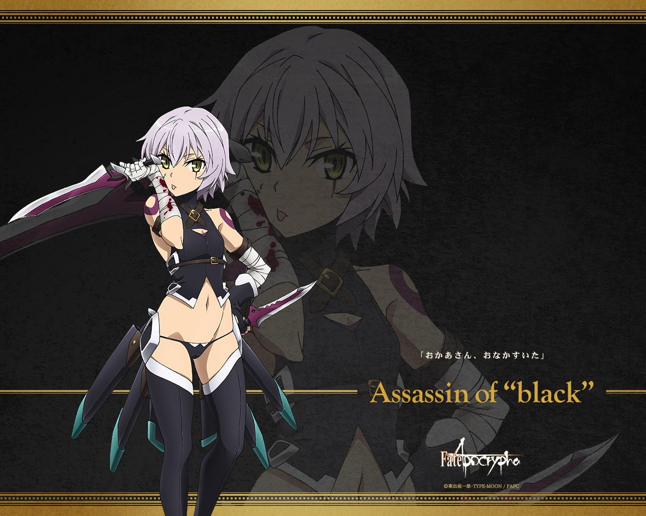 Assassin Of Black Type Moon Wiki Fandom