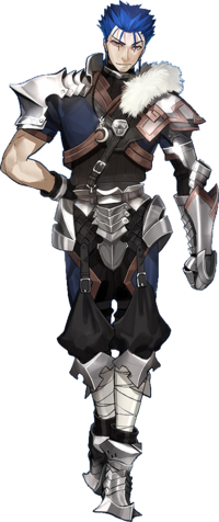 Cu Chulainn's Young Lancer