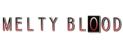 Melty blood logo