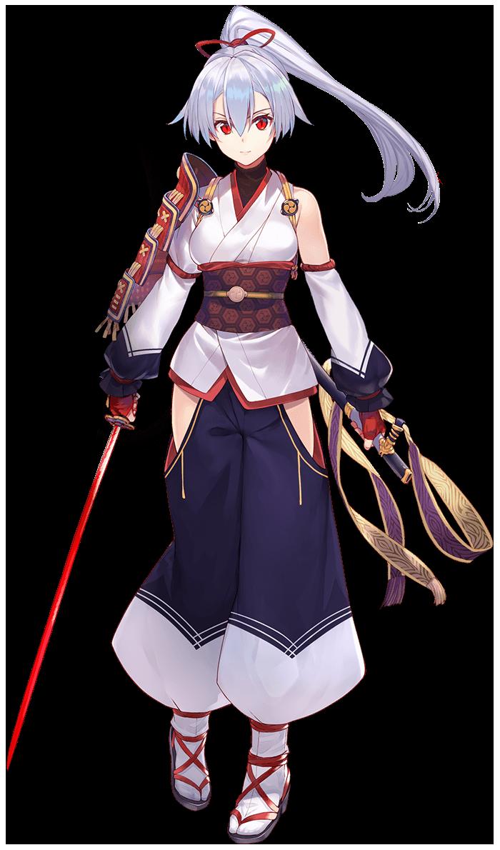 Archer (Fate/Grand Order - Tomoe Gozen)   TYPE-MOON Wiki