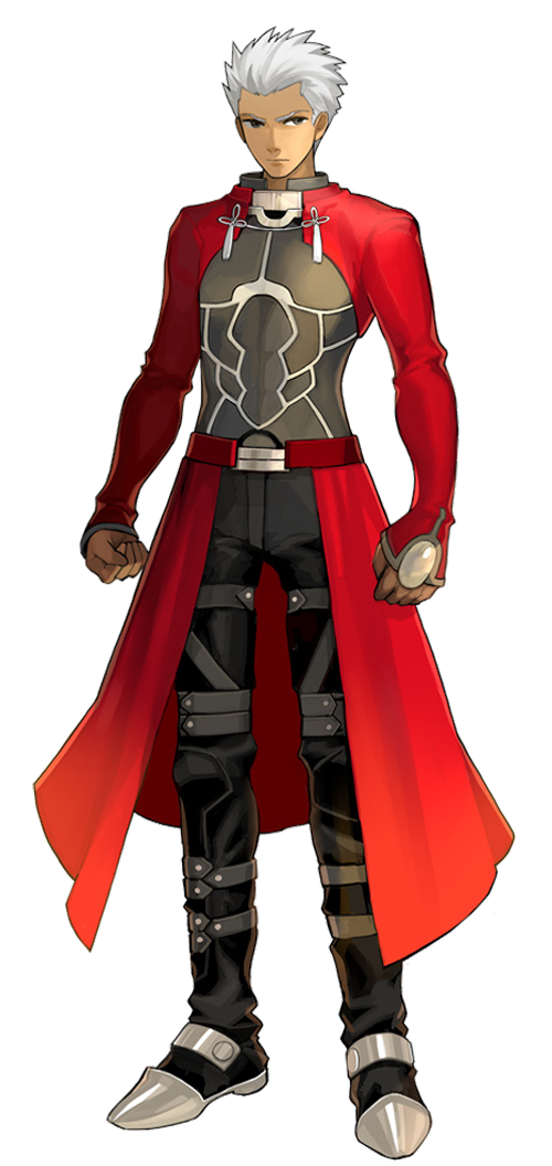 Playable Archer (Fate/Extra) | TYPE-MOON Wiki | FANDOM
