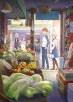 Today's Menu for Emiya Family anime key visual