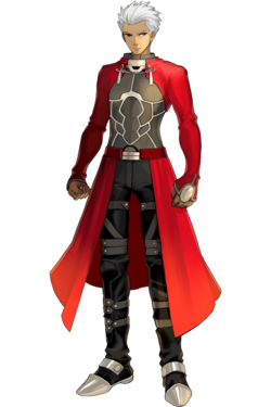 Archer jouable (Fate EXTRA)