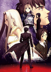 Fate Zero light novel
