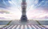 Rhongomyniad Throne
