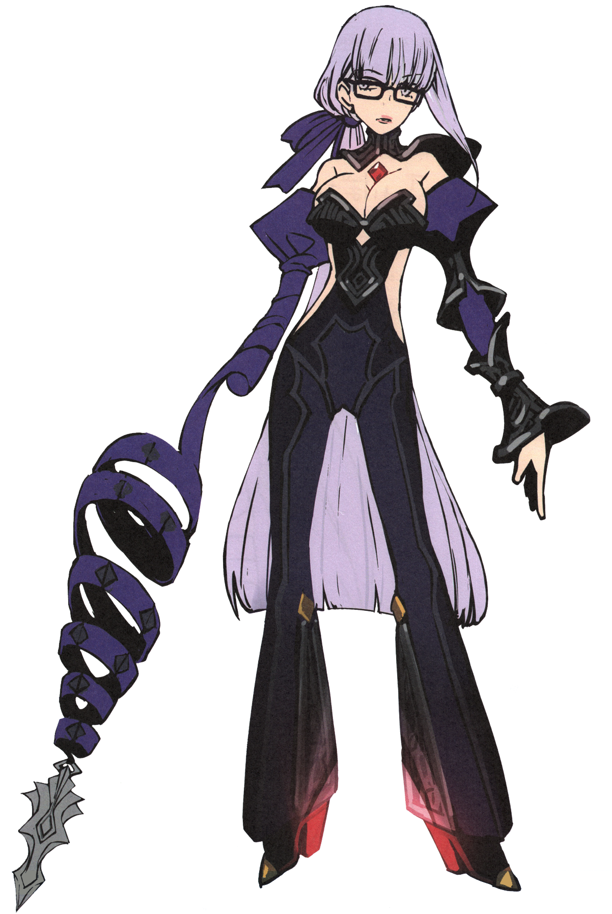 Violet | TYPE-MOON Wiki | FANDOM powered by Wikia