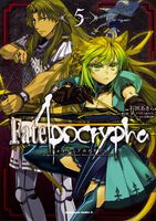 Fate Apocrypha Manga Volume 5