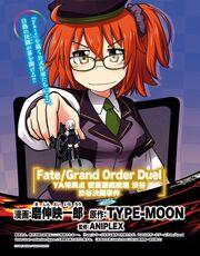 FGO Duel manga announcement