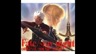 Fate stay night フェイト ステイナイト OST - 14. This Illusion (Instrumental)