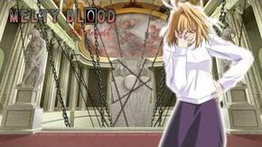 MELTY BLOOD The End of 1000 Years - Red Arcueid