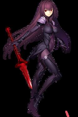 Lancer (Fate Grand Order - Scáthach)