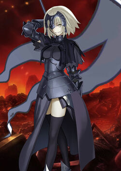 Jeanne Ruler Alter