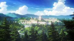 Reines Girl Academy Kara no Kyoukai