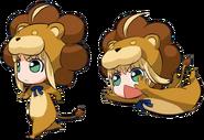 Saber Lion Capsule