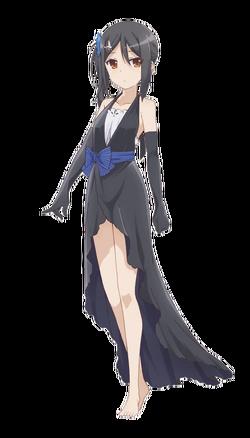 Miyu Edelfelt Robe