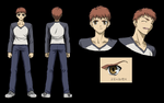 Shirou studio deen character sheet
