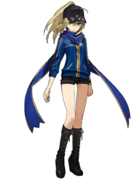 Artoria's Mysterious Heroine Clothes