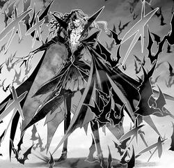 Dracula Apocrypha manga