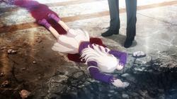 Muerte de Illya en UBW
