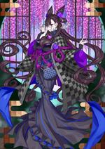 Caster Murasaki Shikibu FGO 2