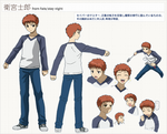 Shirou carnival phantasm character sheet