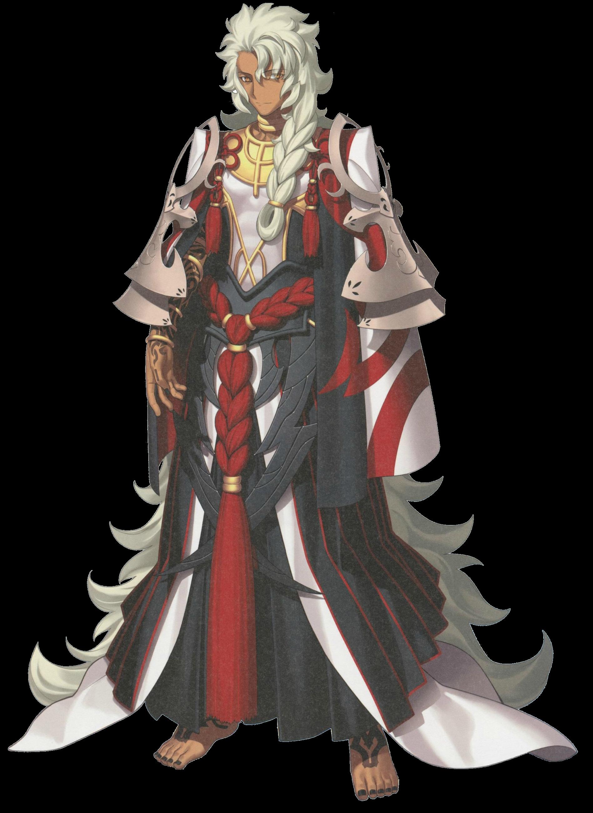 Caster Fategrand Order Solomon Type Moon Wiki Fandom