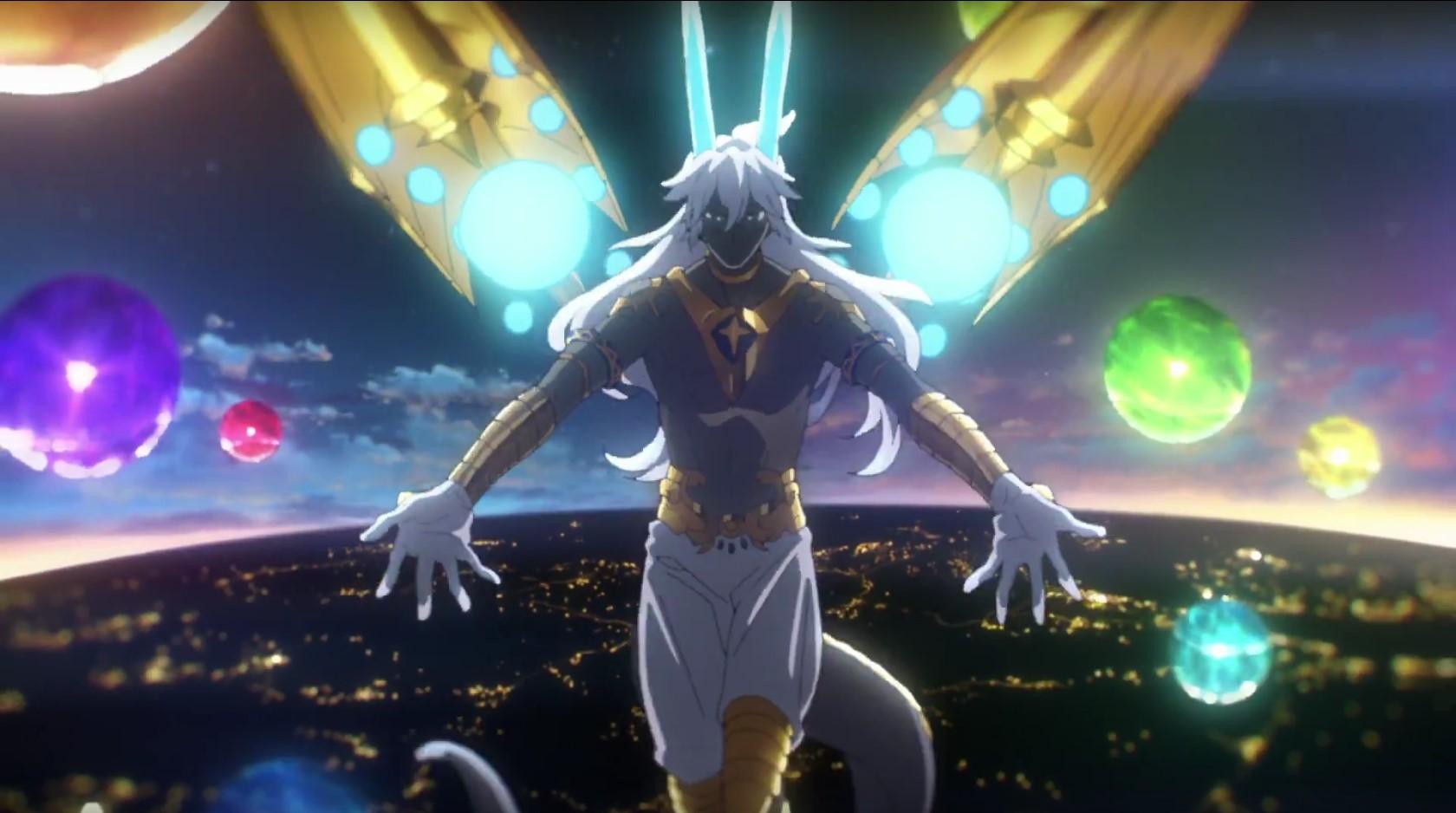 Lostbelt Berserker (Fate/Grand Order) vs Gilgamesh (Fate