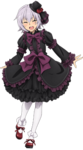 Fate Apocrypha - Epilogue Event Clothing char black assassin