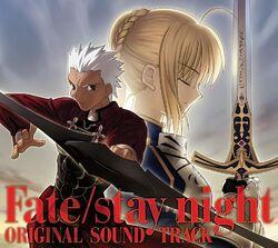 Stay night ORIGINAL SOUND TRACK