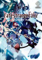 Fate strange fake manga tome 4