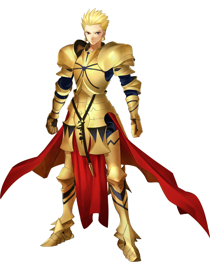 Gods And Warriors Books In Order: Gilgamesh (Fate/Extra CCC)