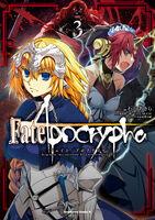 Fate Apocrypha Manga Volume 3 cover