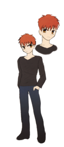 Shirou 12 years old