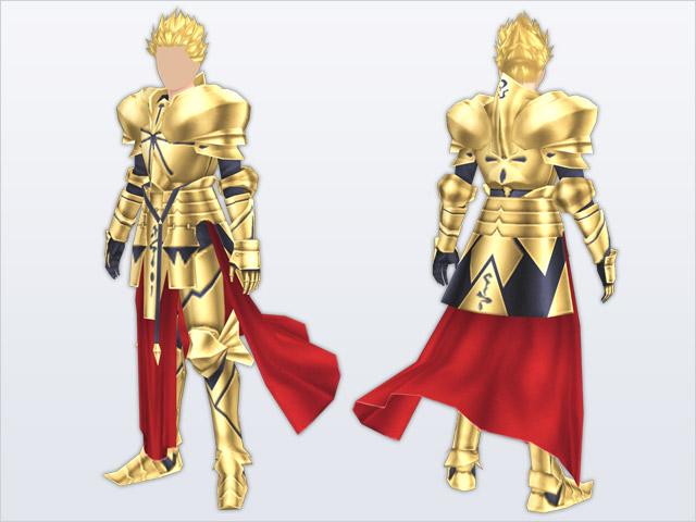 image king of heroes armor jpg type moon wiki fandom powered