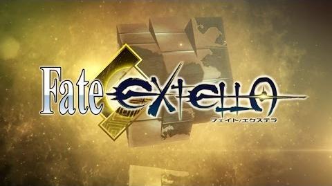 PS4 PS Vita『Fate EXTELLA』新サーヴァント参戦PV