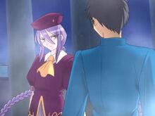 Shiki rencontre Sion