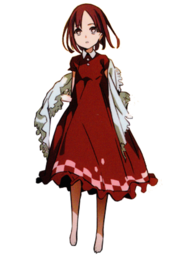 Tsubaki Kuruoka redesign