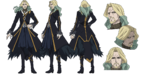 Lancer of Black A-1 Pictures Fate Apocrypha Character Sheet1