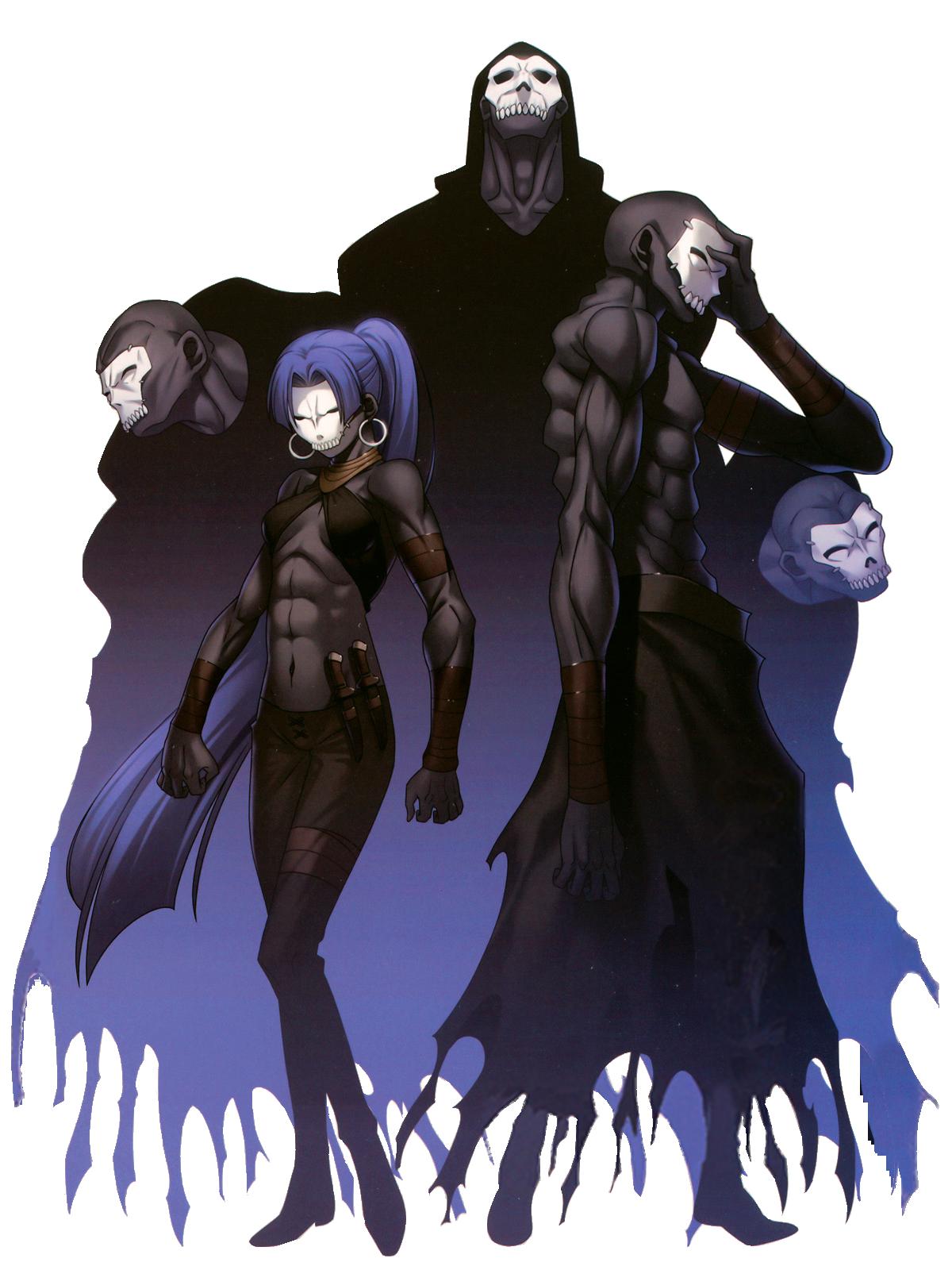 Assassin (Fate/Zero)Fan Feed