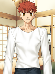 Shirou after years