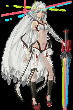 Saber (Fate Grand Order - Attila)